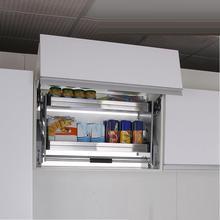 Cucina Keuken Alacena Corredera Stainless Steel Hanging Cocina Rack Cozinha Kitchen Cabinet Cestas Para Organizar Basket