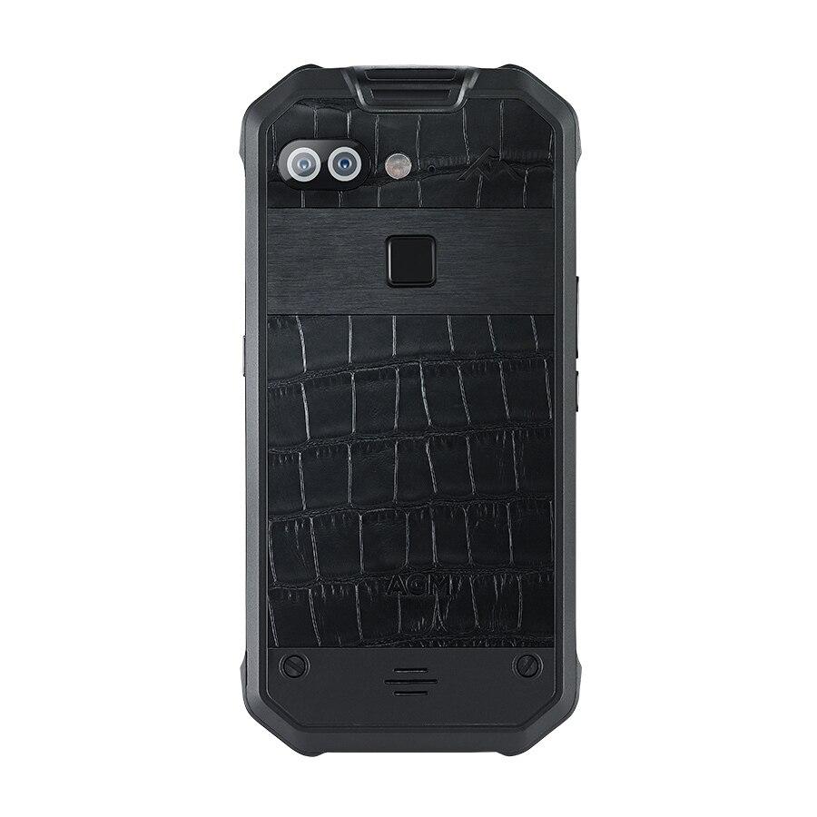"AGM X2 SE IP68 Waterproof shockproof Mobile Phone 5.5"" 6GB+64GB Qualcomm MSM8976SG Octa Core 12MP camera 6000mAh NFC Smartphone"