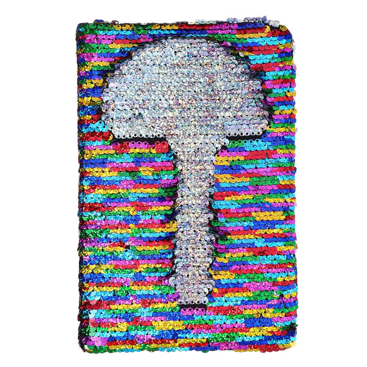 Reversible Glitter Sequin Journal Office Diary A5 Notebook Notepad School Memos Stationery For Kids Girls Adults Festival Gifts