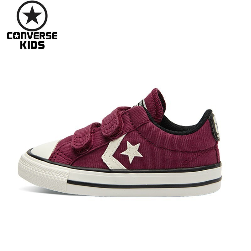 Detail Feedback Questions about CONVERSE Children s Shoes CONS Star And  Arrow Magic Subsidies Canvas Anti slippery Comfortable Shoes  756148C  756149C on ... 09697b670551