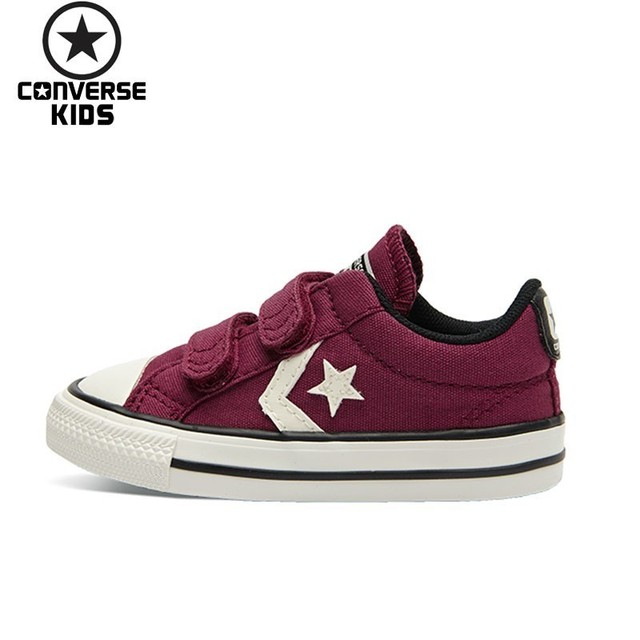 f2c219ba553db0 CONVERSE Children s Shoes CONS Star And Arrow Magic Subsidies Canvas  Anti-slippery Comfortable Shoes  756148C 756149C
