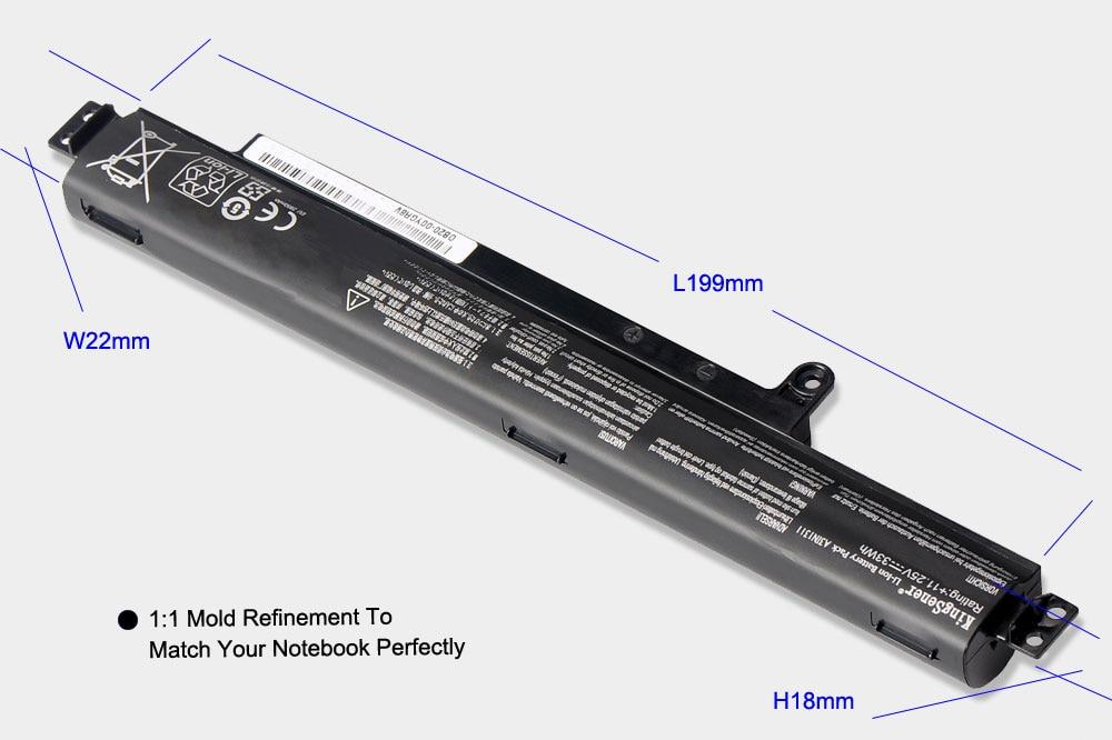 ASUS VivoBook F102BA X102B X102BA-BH41T X102BA-DF1200 X102BA-HA41002F - Noutbuklar üçün aksesuarlar - Fotoqrafiya 4