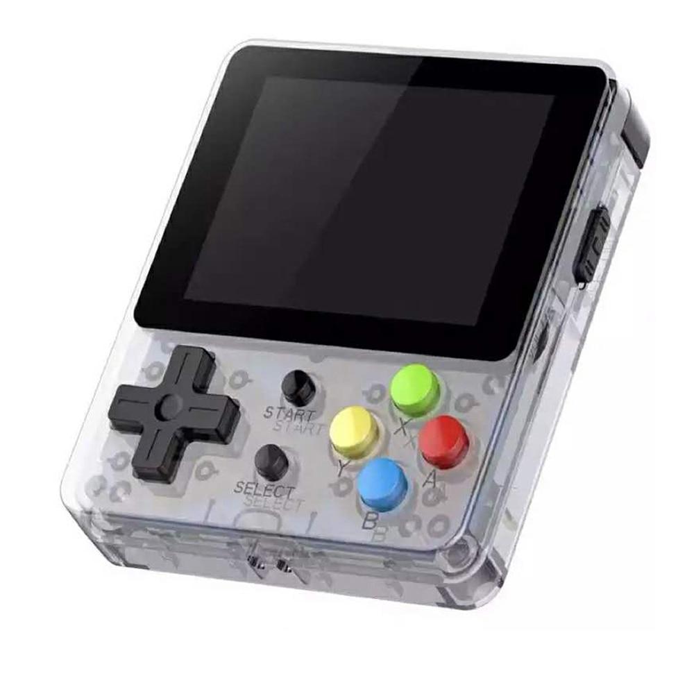Mini Console de jeu de poche LDK jeu 2.6 pouces écran nostalgique enfants rétro jeu Mini famille TV Consoles vidéo lecteur