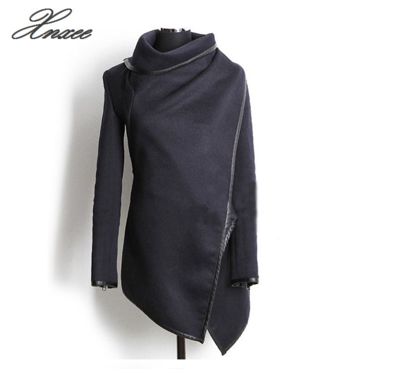 2019 Women   Trench   Coat Casual Long Sleeve S-4XL Long Coat Windbreaker Coat Long Loose Windbreaker Long   Trench   Coat for Women