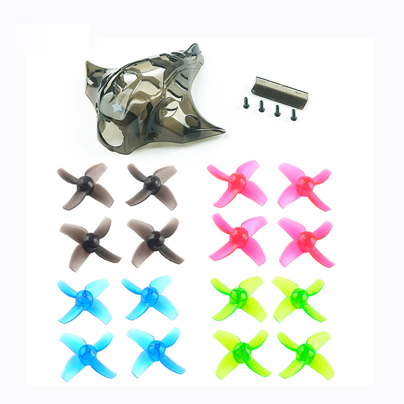 Tiny Whoop Camera Protective Shell Mobula7 Drone Camera Cover Adjustable Canopy