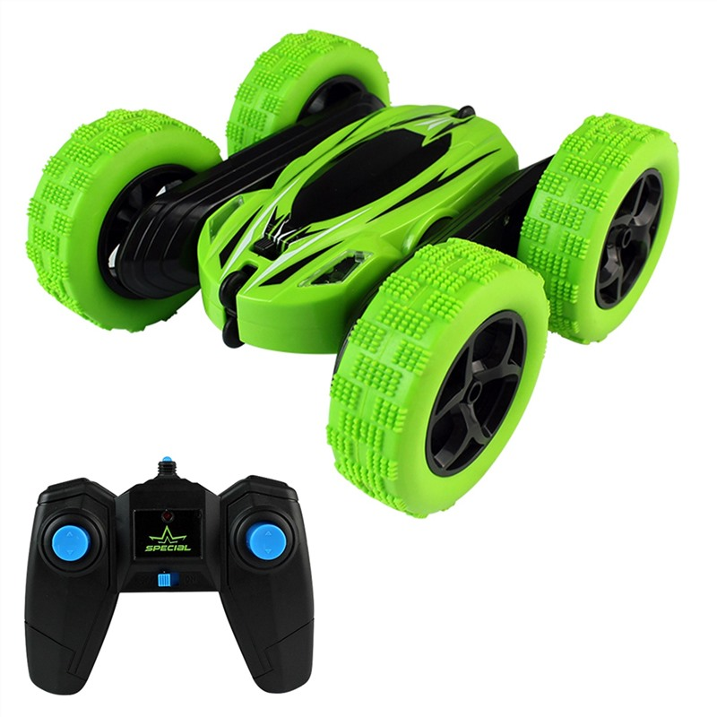 Remote Control Car Stunt Car Cyclone Double-Sided Flip Radio Control With LED Lights Off Road Remote RC Car Dirt BikeRemote Control Car Stunt Car Cyclone Double-Sided Flip Radio Control With LED Lights Off Road Remote RC Car Dirt Bike
