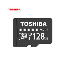 TOSHIBA – carte mémoire Flash M203, 16 go/32 go/64 go/100 go/128 mo/s, SDHC, SDHC, U1, classe 10, full hd, TF, pour Android