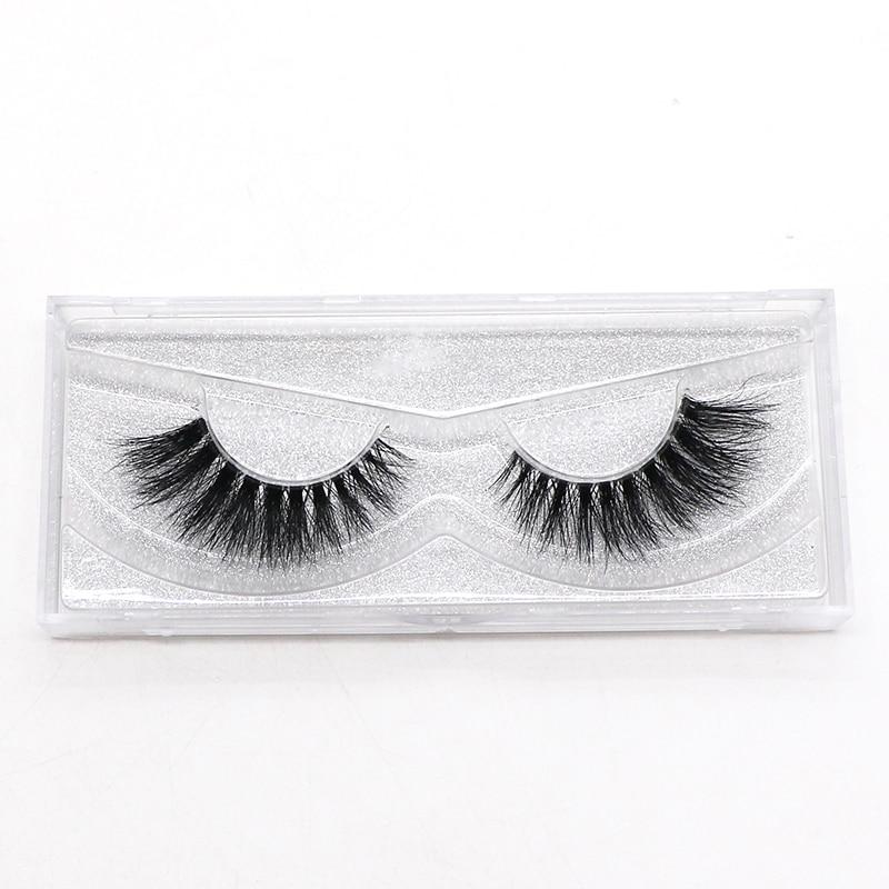 Aht Natural Individual False Eyelashes Faux Mink Lashes Long Thick 3d Mink Eyelashes Eyelash Extension Supplies Buy Now