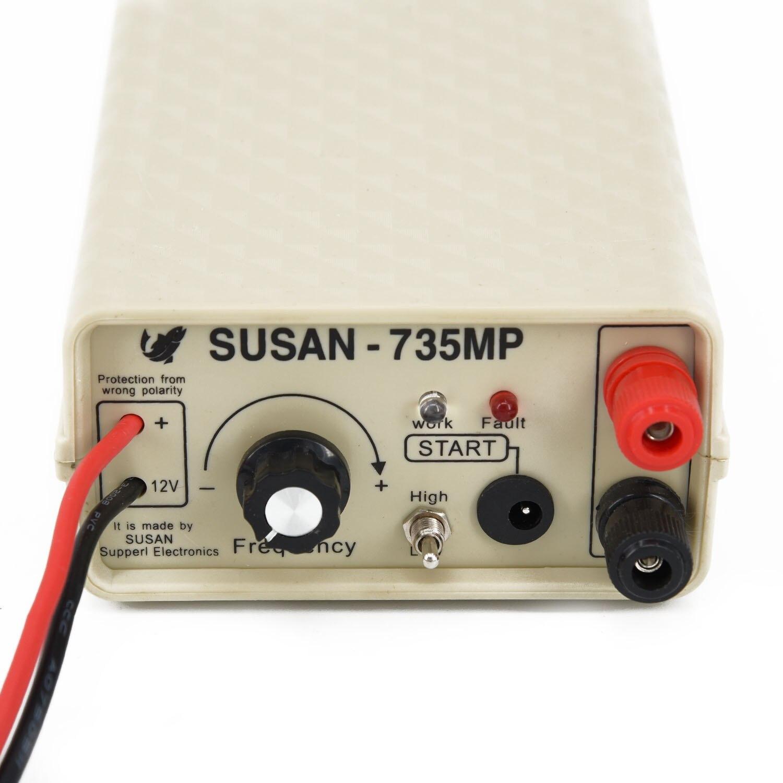 735 MP onduleur à ultrasons Electro Fisher Machine de pêche poisson cascadeur 1000V sortie maximale pas de contact enfants!