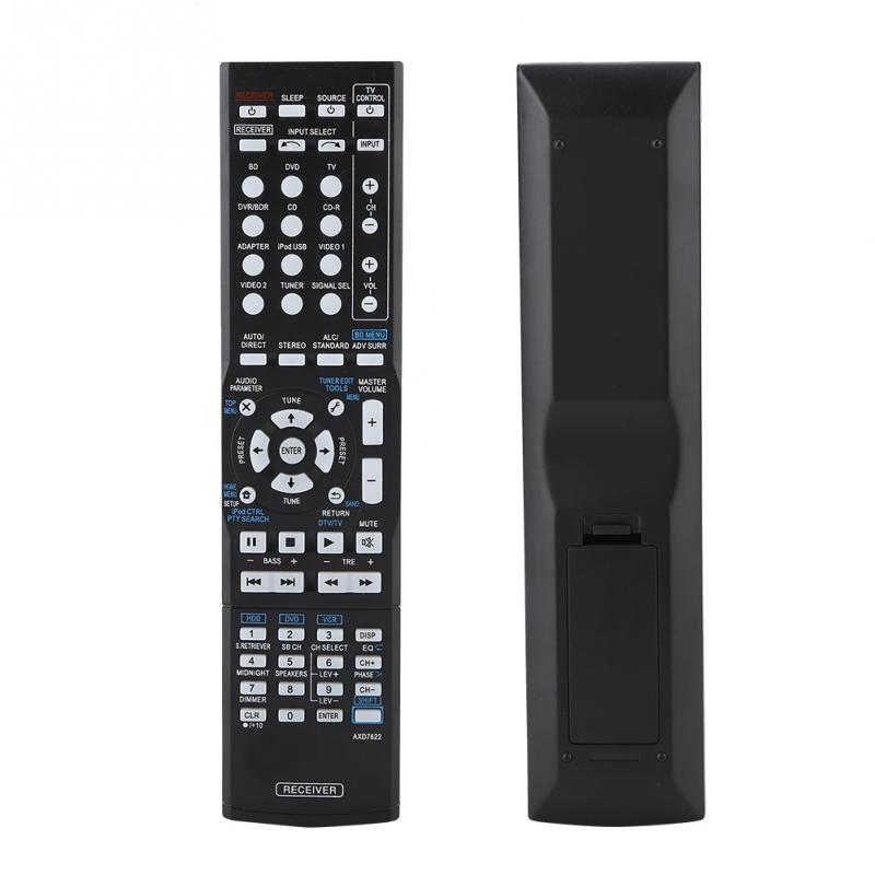 Replacement Remote Control for Pioneer AXD7622 AV Receiver for HTP-071 VSX-321-K-P Brand New