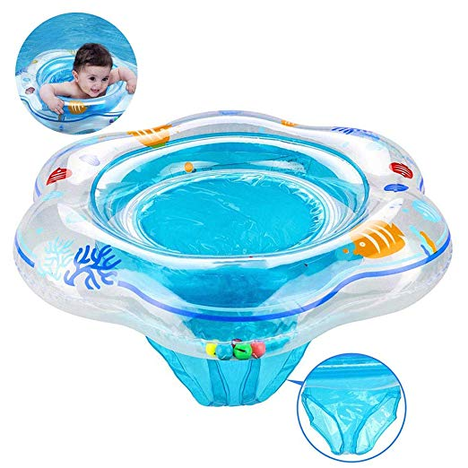 Inflatable Baby Swimming Ring Seat Buoy Children Float Circle Kids Pool Water Play Outdoor Acceaaorys Toddler Swimming Wheel Aid