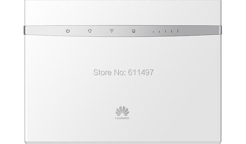 Image 2 - Nowy odblokowany B525S 65a Huawei B525 4G LTE CPE Router 300 mb/s WIFI brama routera Cat. 6 mobilny punkt aktywny PK E5186s 22a B715s 23cRutery 3G/4G   -