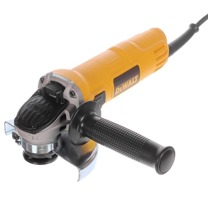 Angle grinder DeWalt DWE4051 angle grinder dewalt dwe4015
