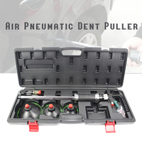 Car Auto Body Dent Air Pneumatic Repair Puller Suction Cup Slide Hammer Tool Kit 3 size