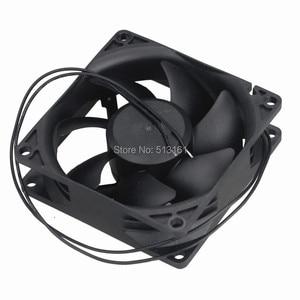 Image 4 - 2 stuks Gdstime 80mm AC 110 V 115 V 120 V 220 V 240 V Fan 80mm x 25mm 8 cm EC Borstelloze Cooling Koeler Ventilator Axiale Ventilator