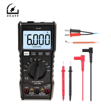 MUSTOOL MT108T Square Wave Output True RMS NCV Temperature Tester Digital Multimeter 6000 Counts Backlight AC DC Current/Voltage