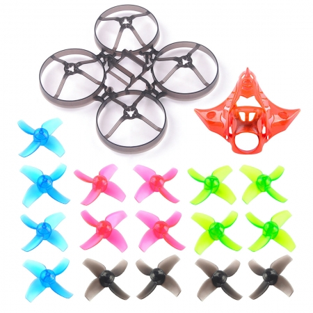 Mobula7 V2 V3 Frame Propellers Camera Canopy V2 for 75mm Bwh