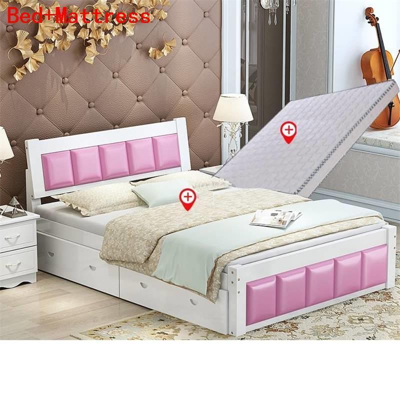 5e2bbc0882564 Lit Enfant Meuble Maison Matrimonio Single Room Furniture Bett Infantil  Totoro bedroom Set Mueble De Dormitorio Cama Moderna Bed