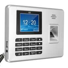 Biometric Fingerprint Time Attendance Clock Recorder Employe