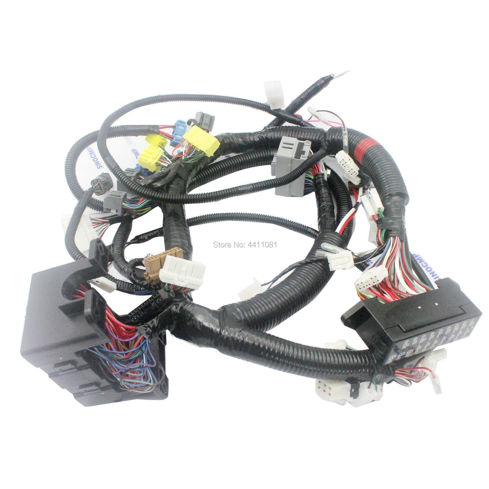ZX200-1 ZAXIS-1 Inner Inside Wiring Harness 0003322 For Hitachi Excavator Inner Wire Cable, 3 Month WarrantyZX200-1 ZAXIS-1 Inner Inside Wiring Harness 0003322 For Hitachi Excavator Inner Wire Cable, 3 Month Warranty