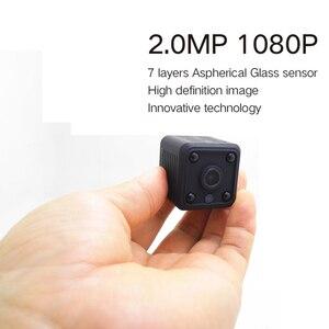 Image 5 - JIENUO 1080P mini kamera wi fi kamera Ip bateria IpCam Cctv bezprzewodowa ochrona HD nadzór mikro kamera noktowizor monitor domu