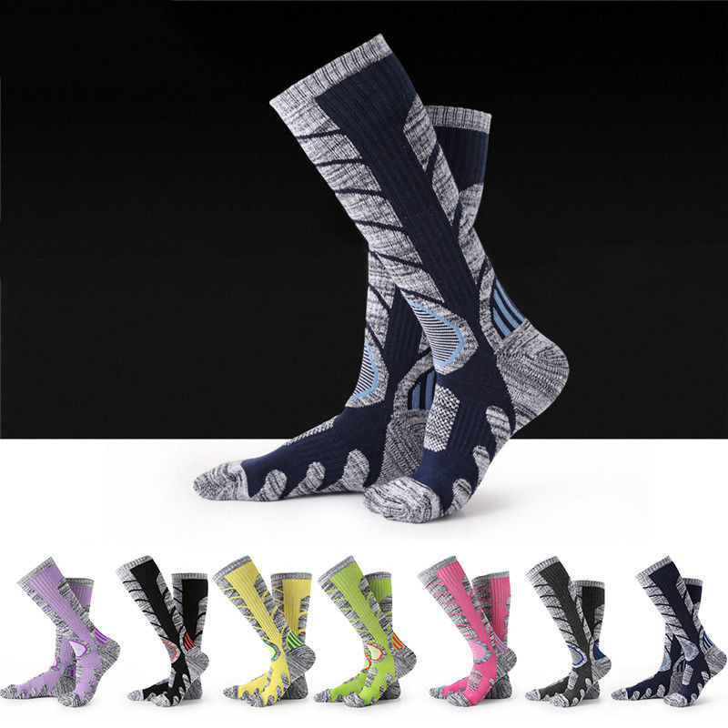 Underwear & Sleepwears Apprehensive Men Winter Warm Thermal Ski Socks Thick Cotton Blend Sports Snowboard Cycling Skiing Soccer Socks Thermsocks Leg Warmers Socks Catalogues Will Be Sent Upon Request
