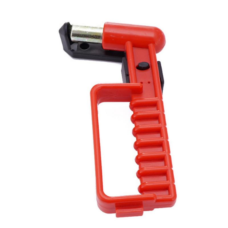 Car Multi-Functional Emergency Safety Hammer And Escape Emergency Life Hammer Glass Window Breaker Seat Belt Cutter