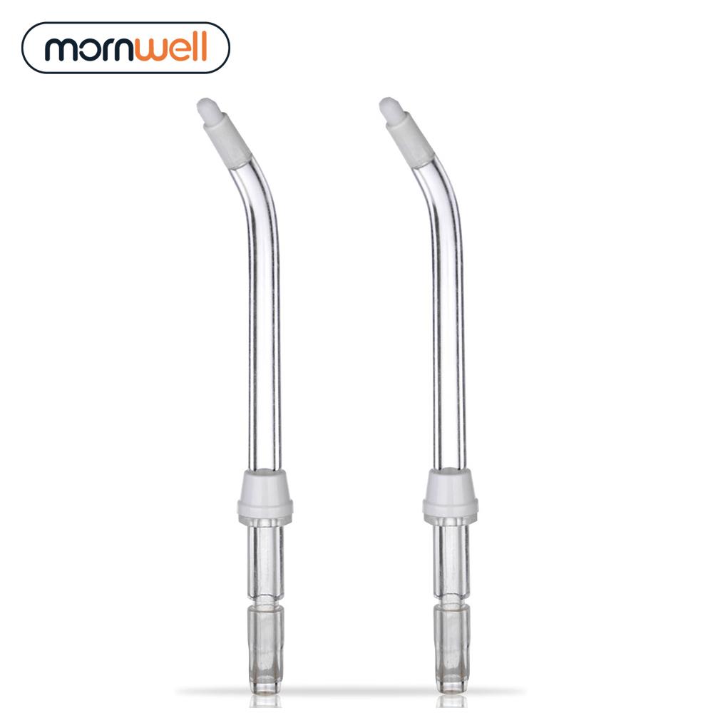 2 Orthodontic Tips With Mornwell D51 Detal Water Flosser Oral Irrigator For Braces and Teeth Whitening2 Orthodontic Tips With Mornwell D51 Detal Water Flosser Oral Irrigator For Braces and Teeth Whitening