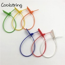 Coolstring Disposable Off White Boots Zip Ties Shoes Accessories Lock System OW For Sneakers DIY Support Custom & Drop Shipping system zip