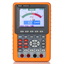 Owon HDS1021M-N Digital Penyimpanan Single Channel Handheld Oscilloscope & Multimeter 20 MHz Bandwidth 500 M/s Sampling Rate(China)