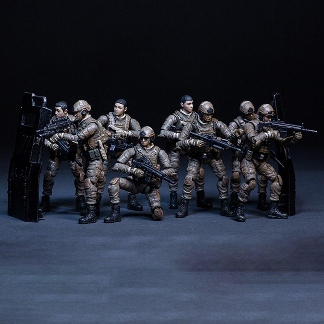 Oyuncaklar ve Hobi Ürünleri'ten Modeli Yapı Setleri'de 7.7cm Küçük Asker Modeli 3D Montaj Çıkarılabilir Asker Modeli DIY Stem Oyuncak Çıkarılabilir Asker Modeli Çocuklar Için Kullanım kırmızı Deniz'da  Grup 1