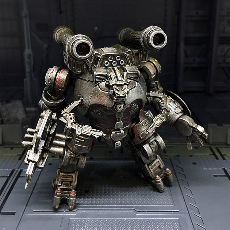 1/27 JOYTOY Anime Figure Action Robot Military Mecha PVC Material Collection Model Kids Toys Chrismats Gift Free Shipping