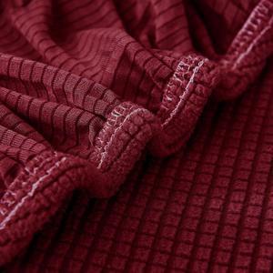 Image 4 - Uniwersalne elastyczne pokrowce na sofy do salonu wodoodporne funkcjonalne sprawdź Polar runo Sofa ręcznik antypoślizgowa Sofa Sover