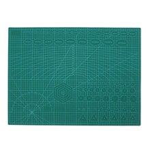 1 х 60*45 см бумагорез Двусторонняя 5-слоя ПВХ A2 коврик для резки доски корабля
