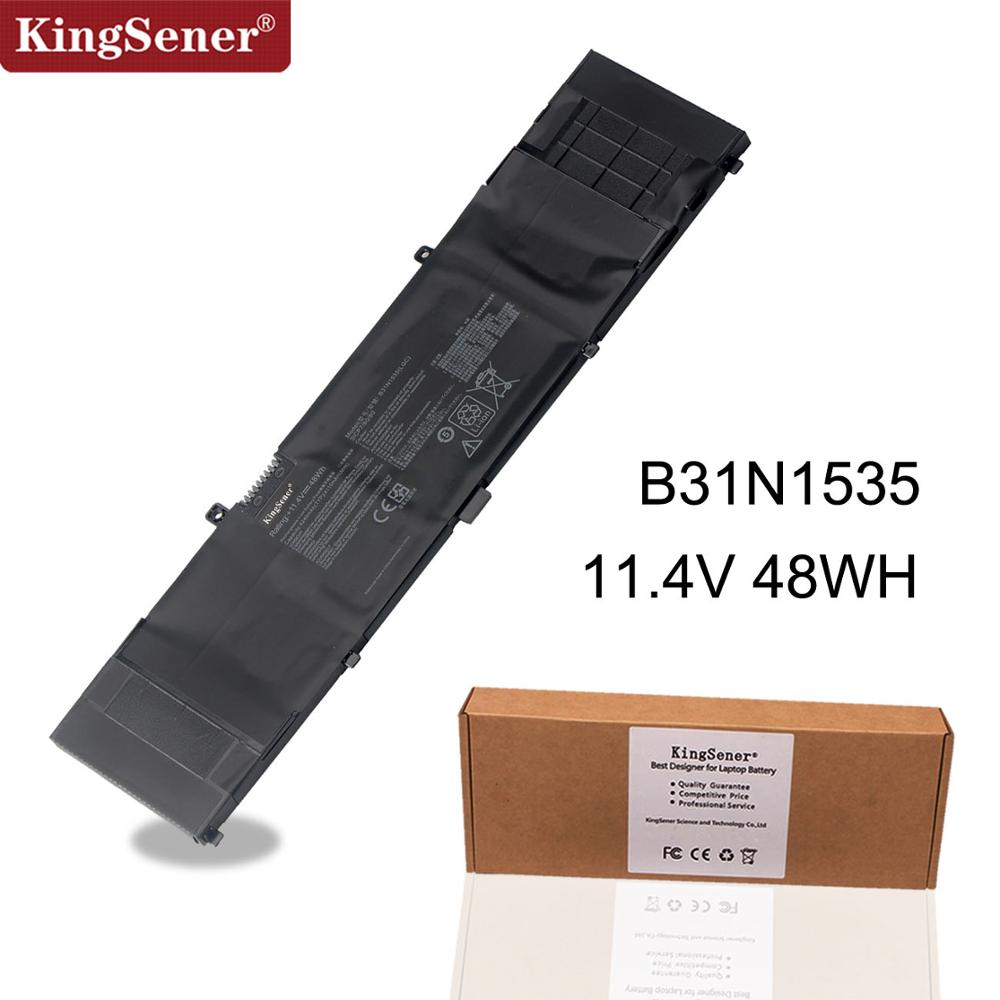 Kingsener B31N1535 Bateria Do Portátil Para ASUS ZenBook UX310 UX310UA UX310UQ UX410 UX410UA UX410UQ U4000U U400UQ RX310U 11.4 V 48WH