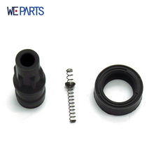 цена на Ignition Coil Rubber Cap Connector OE FK0330 MN195616,MR994643 1415121 Wells C1504 For 2004-2008 Mitsubishi Colt 1.1 1.3