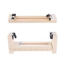 Набор браслетов из Паракорда регулируемой длины и деревянные инструменты для плетения