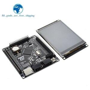 Image 3 - TZT 3.2 inç LCD TFT dokunmatik ekran ile ILI9341 için STM32F407VET6 geliştirme kurulu siyah