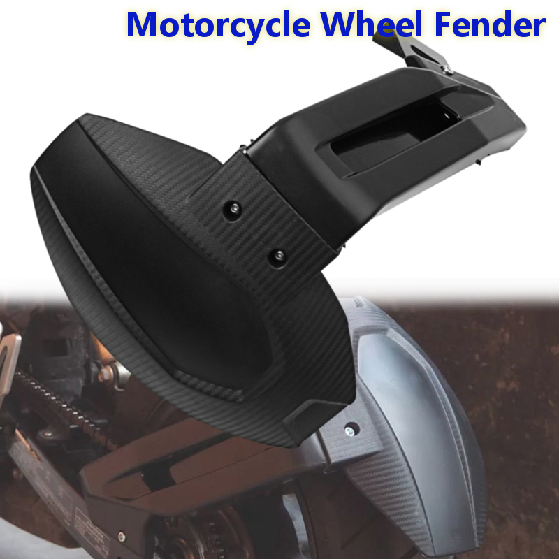 Motorcycle Rear Wheel Fender Splash Mud Guard for HONDA MSX125//SF