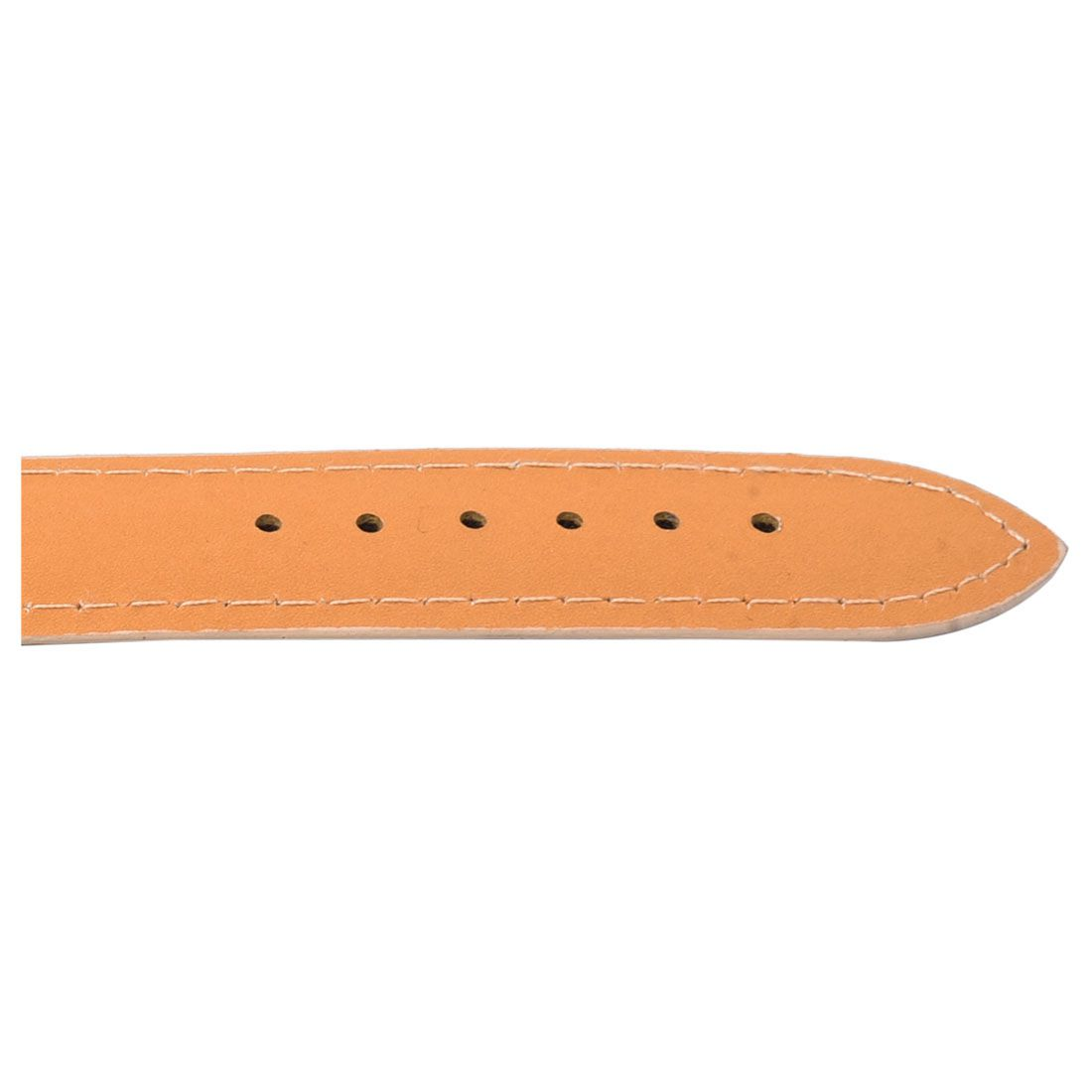 neutral Plum flower Deer Leather belt Quartz watch 6