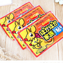 10 20 Pcs/Set 12x16cm Lasting Heat Pack Keep Body Skin Back Warmer Sticker Hot Paste Pads Heating Patch Winter Necessary Size