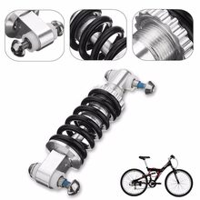 2a4d2565203 MTB Mountain Bike Metal Rear Suspension Bumper Spring Shock Absorber Bicycle  Parts Rear Shock