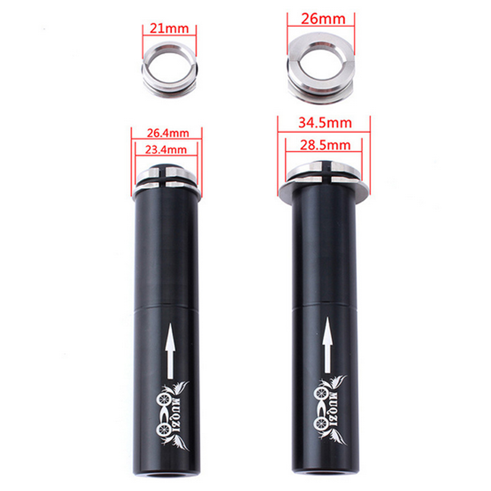 Threaded Hollow Set Bicycle Shaft Disassembly Removal Tool For BB30 BB86 BB92