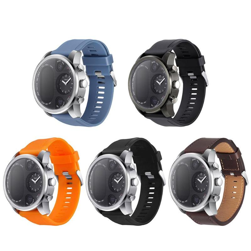 ALLOYSEED T3 Bluetooth Спорт Smart Watch IP68 Водонепроницаемый сердечного ритма крови Давление монитор Фитнес трекер активности браслет