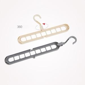 Image 5 - Sale 1PC Multifunctional magic interior wardrobe hanger  Clothes Storage Organization