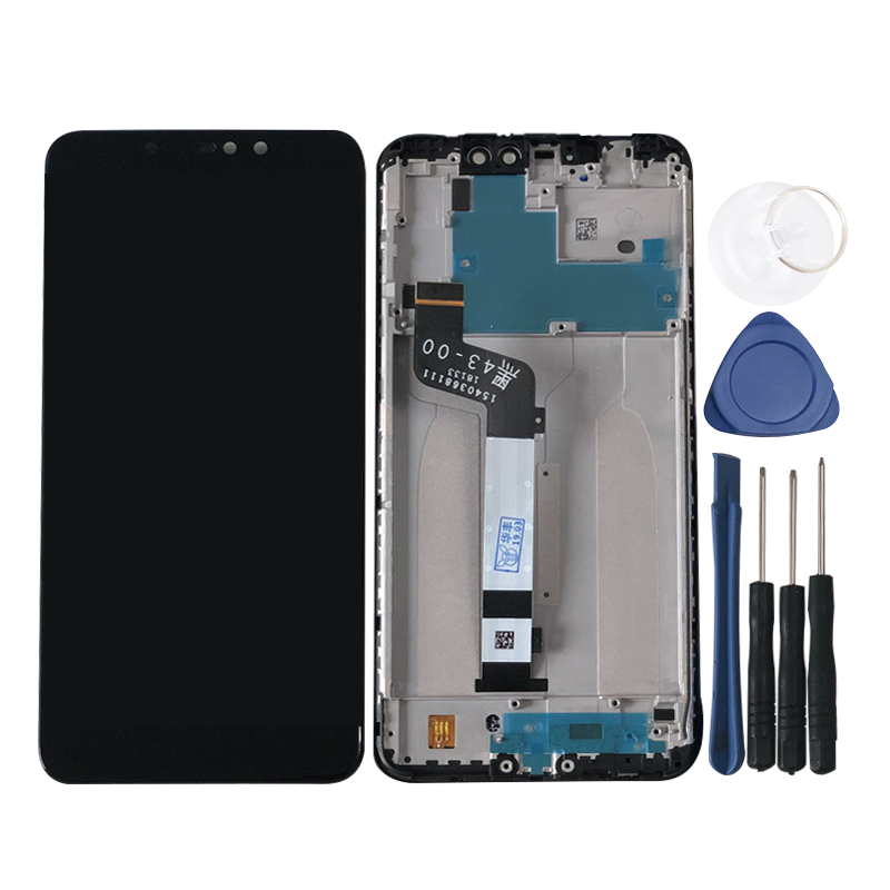 """Image 5 - Original M&Sen For 6.26"""" Xiaomi Redmi Note 6 Pro LCD Display Screen With Frame+Touch Panel Digitizer For Redmi Note 6 Display-in Mobile Phone LCD Screens from Cellphones & Telecommunications"""
