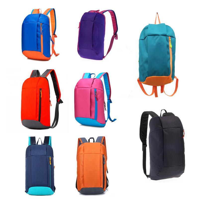 c64140ec5 Moda pequeña mochila de tela Oxford bolsas de viaje para hombres de ocio mochilas  bolso Casual bolsas para la escuela de adolescente