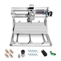 CNC2418 ER11 500MW 5500MW Mini DIY CNC Laser Engraving Machine 24V DIY Engraver Desktop Wood Router/Cutter/Printer+Laser Goggles
