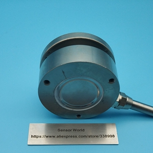 Image 4 - Flat bellows sensor  Plane pressure sensor  diameter 58mm  20kg 30kg 50kg 100kg 200kg 300kg  500kg 1T 2T 3T 5T 10T