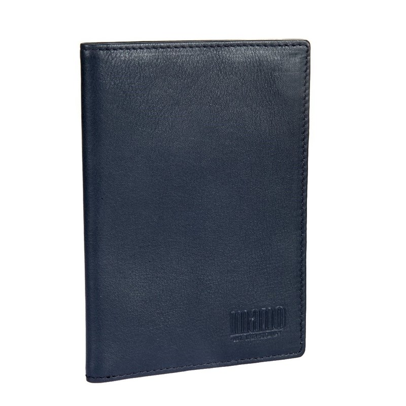 Passport covers Mano 20104 SETRU dark blue antony morato толстовка